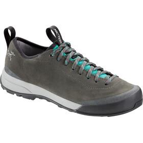 Arc'teryx W's Acrux SL Leather Approach Shoes Titan/Bora Bora